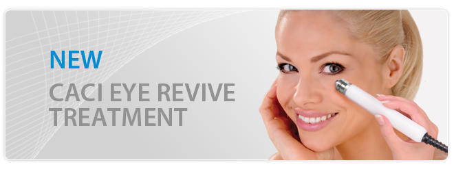 Caci Eye Revive anti ageing treatment coming soon to Collingham