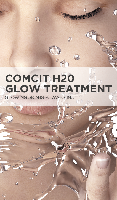 Revive October Offer on the Brand new Crystal Clear H2O Glow Facial!