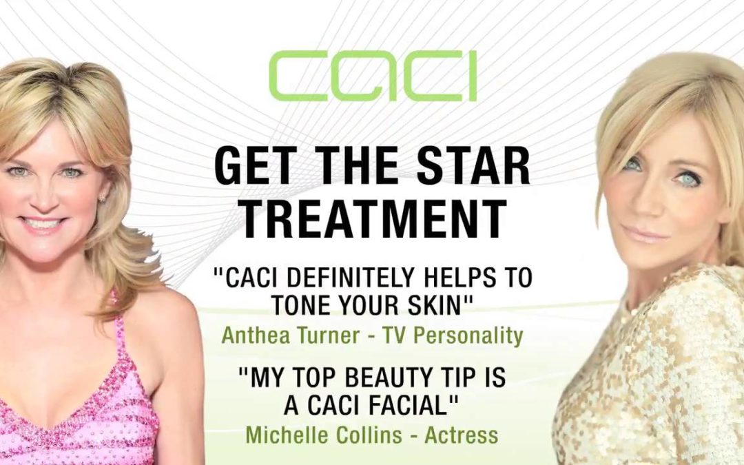 "A ""Personal Trainer for your Face"" – why the stars love the CACI non-surgical facelift."